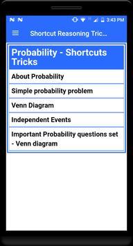 Shortcut Reasoning Tricks screenshot 2