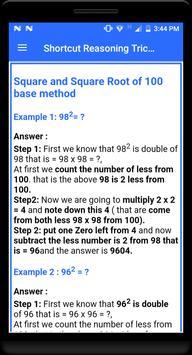 Shortcut Reasoning Tricks screenshot 3