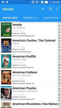Movie Manager Collector 4K Blu-ray DVD UPC Library imagem de tela 6