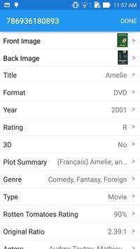 Movie Manager Collector 4K Blu-ray DVD UPC Library imagem de tela 17