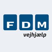 FDM vejhjælp icon
