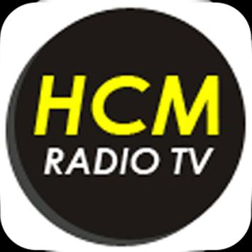 HCM Radio TV poster