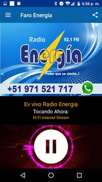 Radio Energia poster