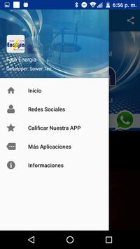 Radio Energia screenshot 1