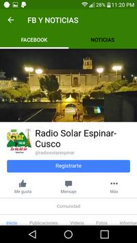 Radio Solar screenshot 3