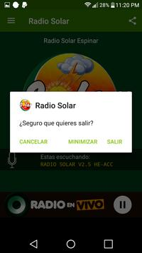 Radio Solar screenshot 6