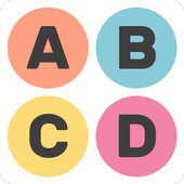 ABCD - Storm your brain icon