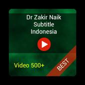 Video Dr Zakir Indonesia icon