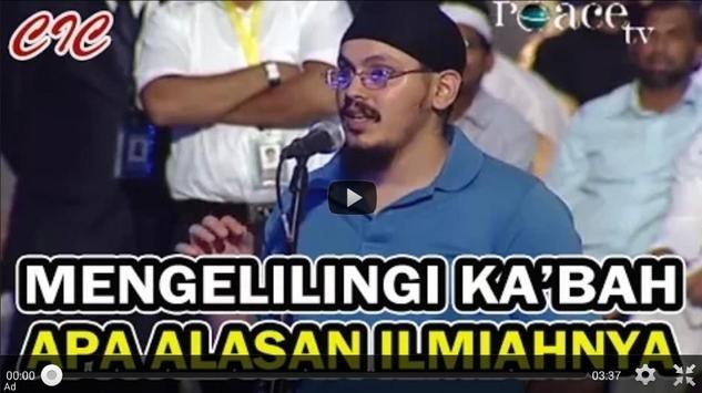 Video Dr Zakir Indonesia apk screenshot