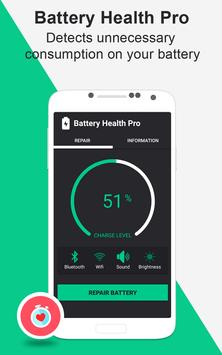 Battery Health Pro poster