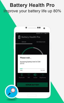 Battery Health Pro screenshot 1