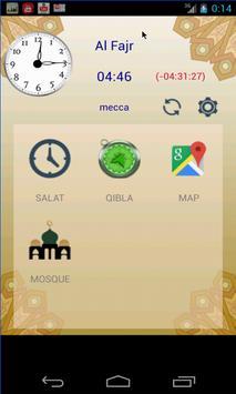 Islamic Prayer Times | صلاتك poster