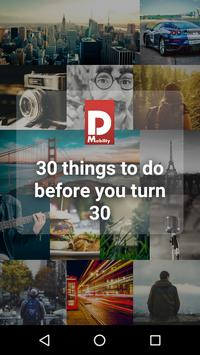 Thirty Things To Do Before 30 poster