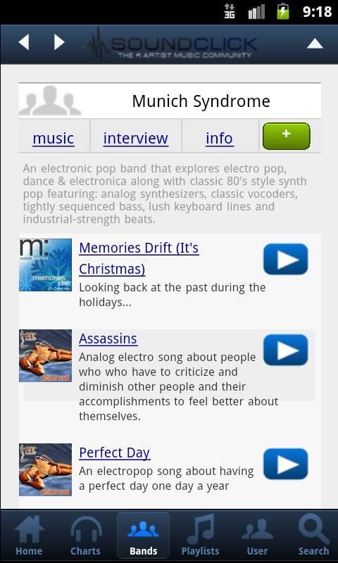 SoundClick for Android - APK Download