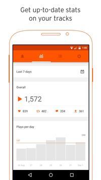 SoundCloud Pulse: for Creators تصوير الشاشة 3