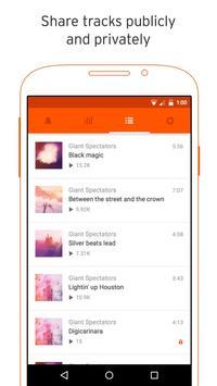 SoundCloud Pulse: for Creators تصوير الشاشة 4