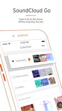 SoundCloud - Music & Audio apk screenshot