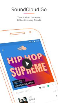 SoundCloud - Muziek & Audio APK-screenhot
