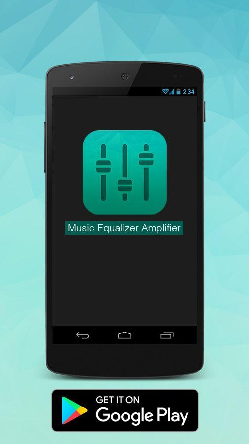 Music Equalizer Amplifier for Android - APK Download
