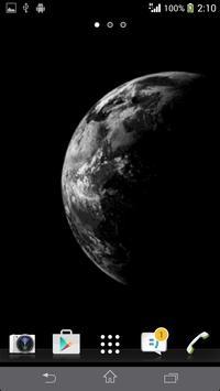 Earth live wallpaper HD apk screenshot