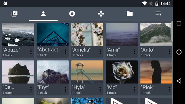 Boosted. Music Player Equalizer apk screenshot