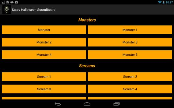 scary halloween soundboard apk download free entertainment app for