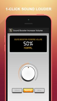Increase Volume Make Sound Louder screenshot 1