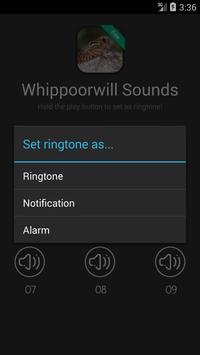 Whip-poor-will Calls & Sounds apk screenshot