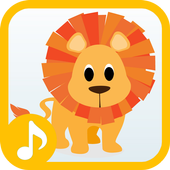 เสียงสัตว์ สำหรับเด็ก icon