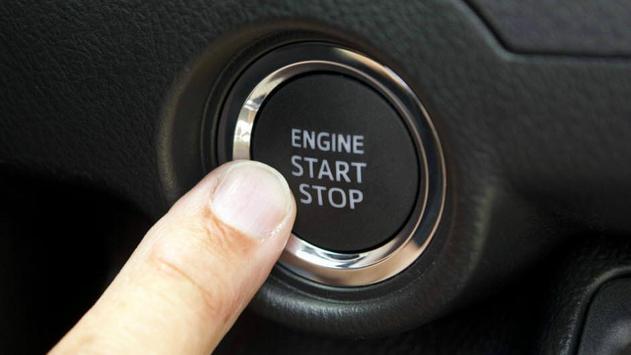 Car Engine Start Sounds poster