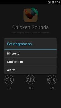 Chicken Sounds screenshot 1