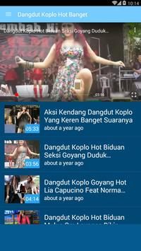 Video Super Hot Dangdut Koplo screenshot 11