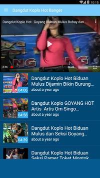 Video Super Hot Dangdut Koplo screenshot 1