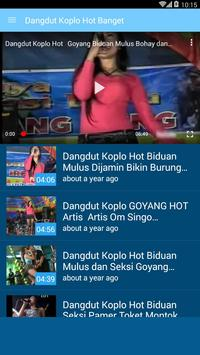 Video Super Hot Dangdut Koplo screenshot 5