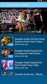 Video Super Hot Dangdut Koplo screenshot 6