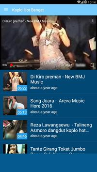 Video Super Hot Dangdut Koplo screenshot 8