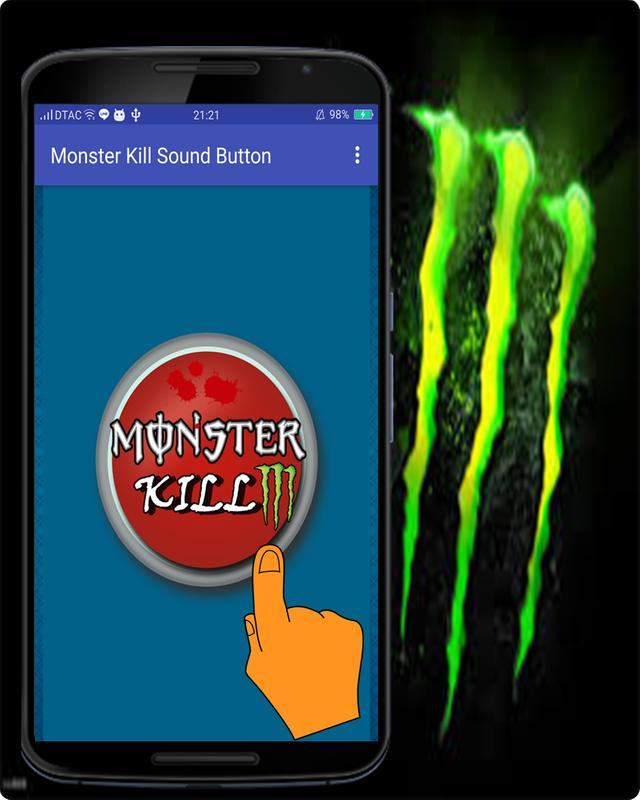 Download monster kill sound button for pc windows and mac apk 1.