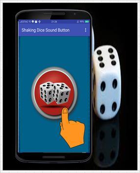 Shaking Dice Sound Button screenshot 1