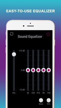 Sound Equalizer apk screenshot