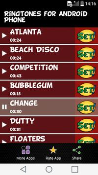 Ringtones for Android Free poster