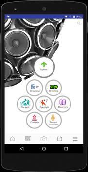 Soundfyr, for Musicians & Fans apk screenshot