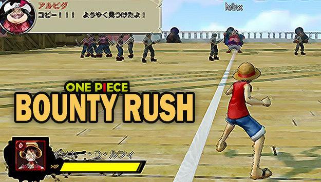 Tips For One Piece Bounty Rush 2018 screenshot 1