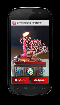 Birthday Music Ringtones poster