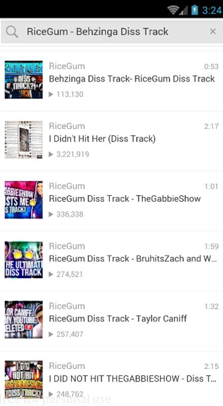 Ricegum Its Everynight Sis Songs For Android Apk Download