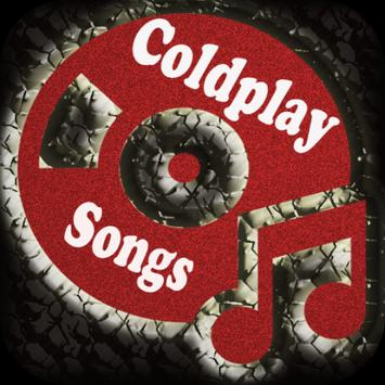 COLDPLAY All Of Songs poster