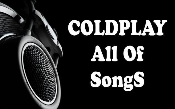 COLDPLAY All Of Songs apk screenshot