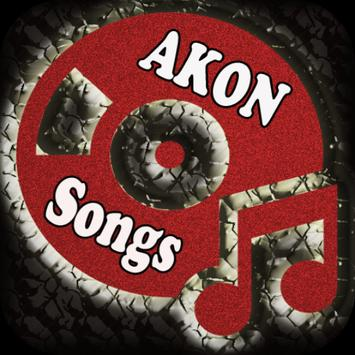 AKON All Of Songs poster