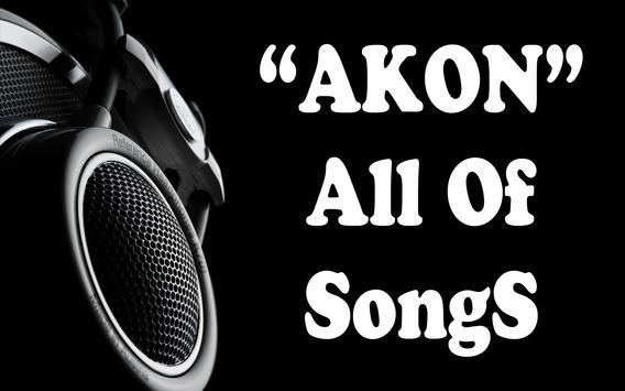AKON All Of Songs screenshot 1