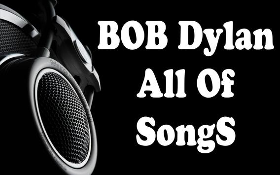 BOB Dylan All Of Songs apk screenshot