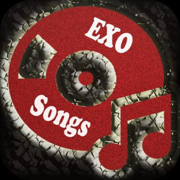 EXO All Of Songs poster